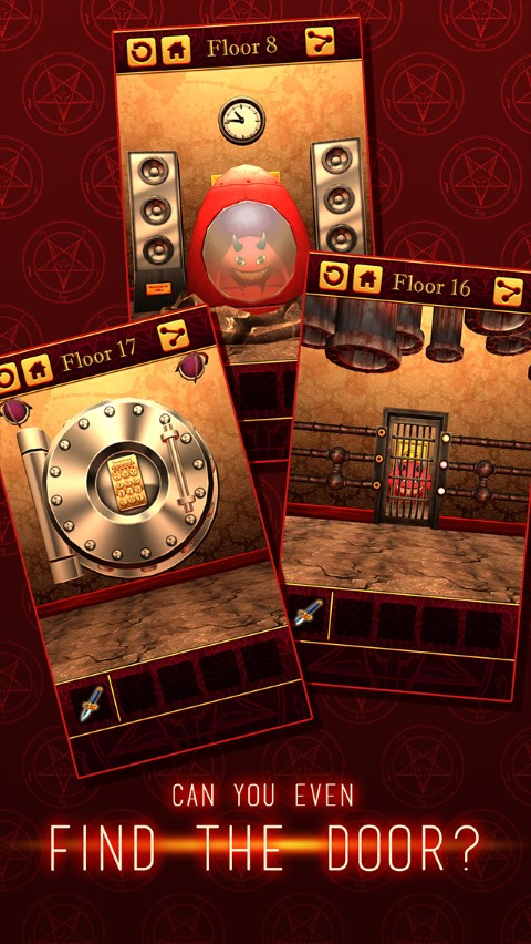 100 Hell 3d Chambers Of Devil The Chatroom An Ios